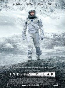 interstellar affiche