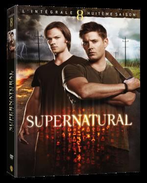SUPERNATURAL S8 DVD