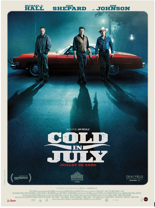 cold in july affiche