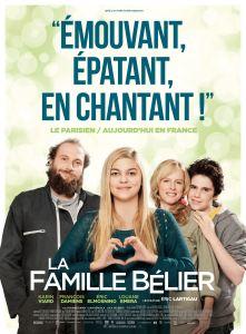 LA FAMILLE BELIER affiche