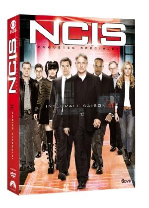 NCIS SAISON 11 DVD 3D