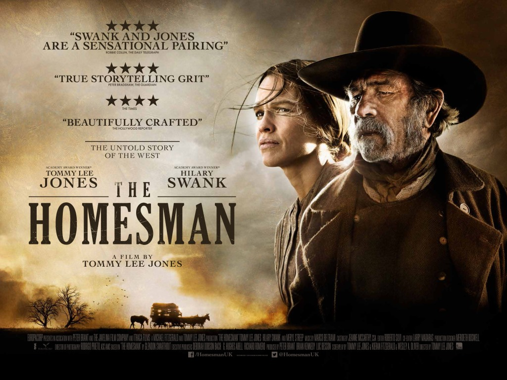 the homesman top