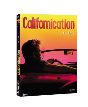CALIFORNICATION SAISON 7 - DVD - 3D - 3333973198113