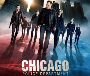 CHICAGO POLICE DEPARTMENT AFFICHE