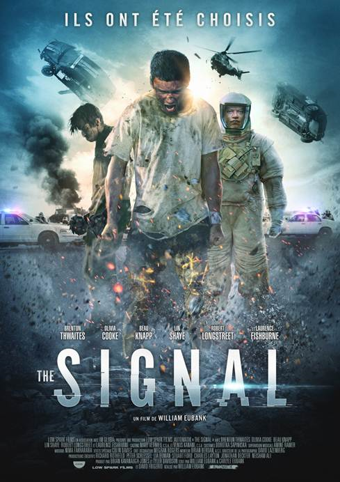 the signal affiche