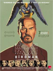 birdman affiche