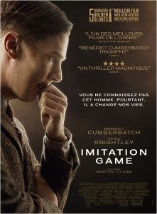 imitation game affiche