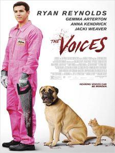 the voices affiche