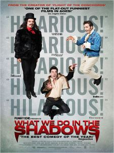 What we do in the shadows affiche
