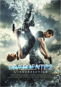 DIVERGENTE 2 affiche
