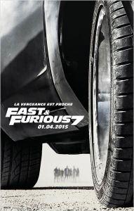 fast 7 affiche