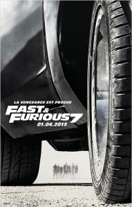 fast 7 affiche