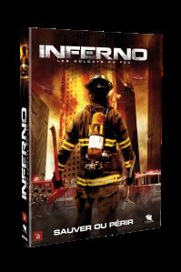 INFERNO 3D - 3D DVD