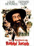 les aventures de rabbi jacob affiche