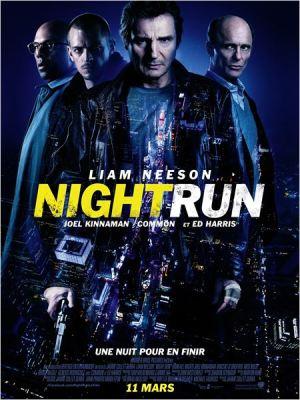 NIGHT RUN AFFICHE