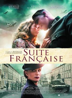 SUITE FRANCAISE AFFICHE