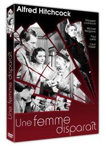 UNE FEMME DISPARAIT DVD