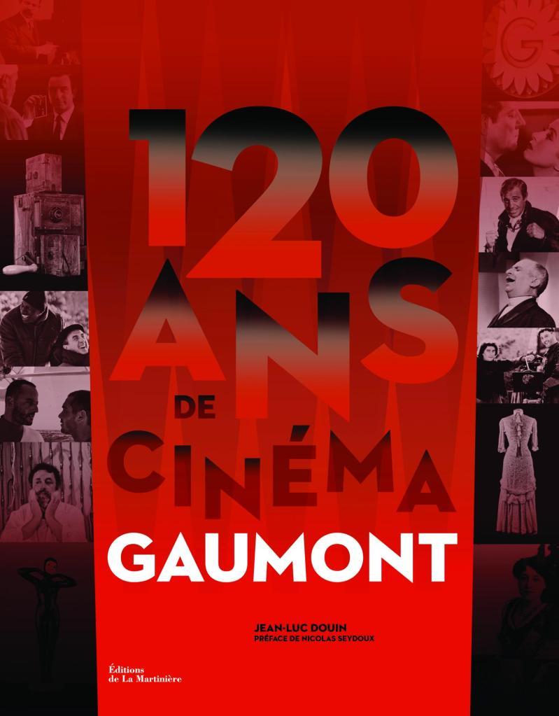 120 ans gaumont livre