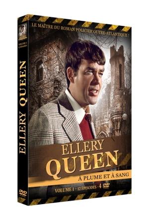 3D ELLERY QUEEN vol1