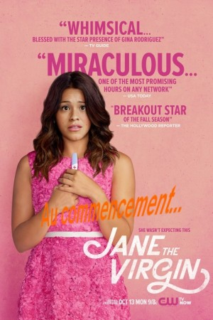 jane_the_virgin AU COMMENCEMENT