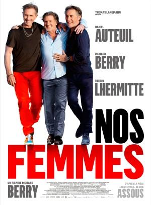 NOS FEMMES AFFICHE