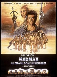 mad max 3 AFFICHE