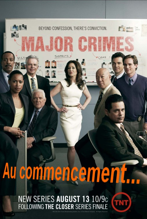 major_crimes AU COMMENCEMENT