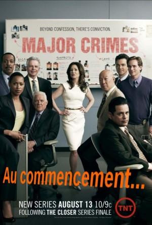 major_crimes AU COMMENCEMENT