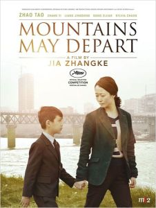 MOUNTAINS MAY DEPART AFFICHE