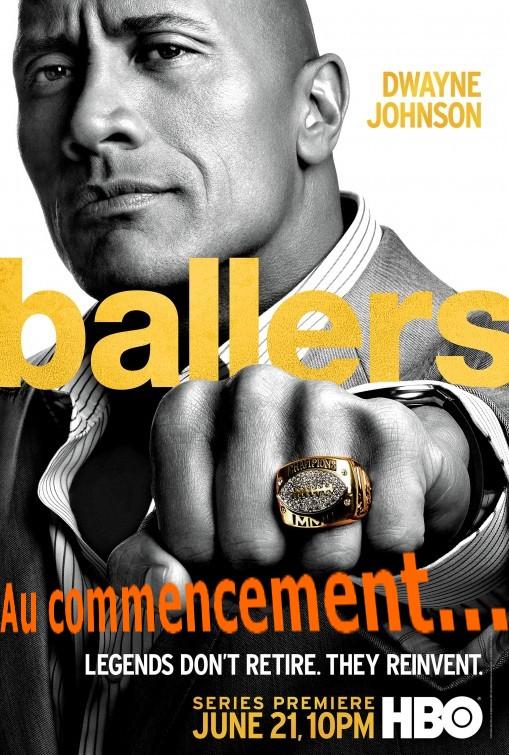 ballers AU COMMENCEMENT