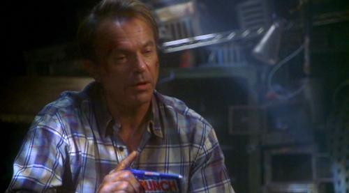 Jurassic Park 3 barre de crunch les chroniques de cliffhanger