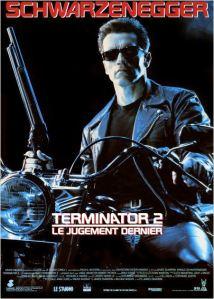 terminator 2 affiche