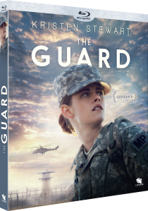 THE GUARD-FOURREAU-BLU-RAY - Sans reflet