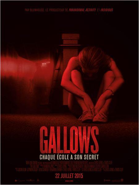 GALLOWS AFFICHE
