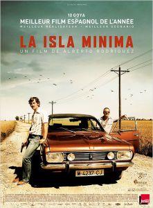 la isla minima affiche
