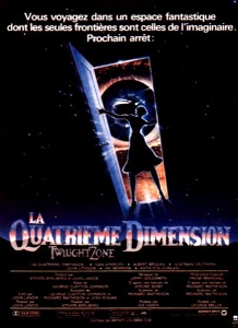 la quatrieme dimension affiche