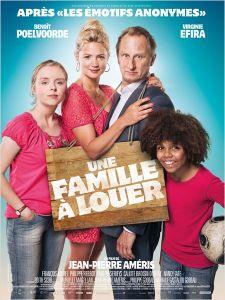 une famille a louer affiche