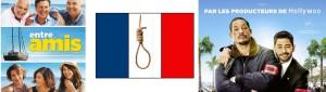 drapeau français pendaison