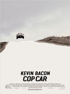 cop car affiche
