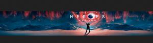 HEROES REBORN SLIDE