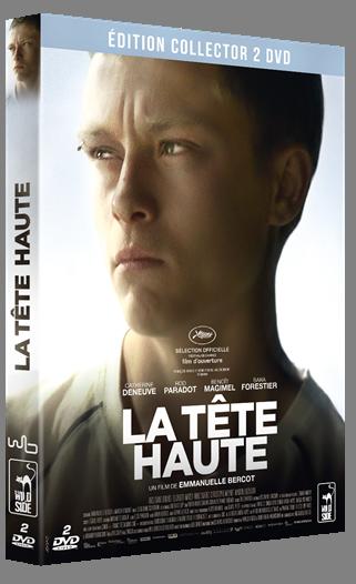 LA TETE HAUTE DVD