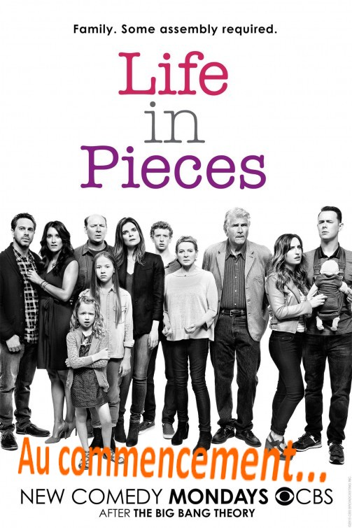 life_in_pieces au commencement
