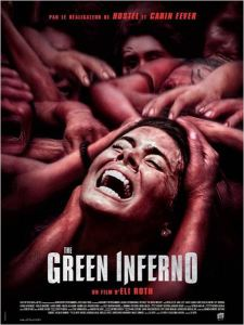the green inferno affiche