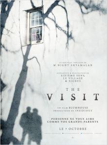 the visit affiche