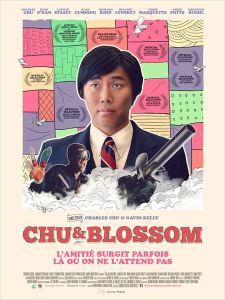chu & blossom affiche