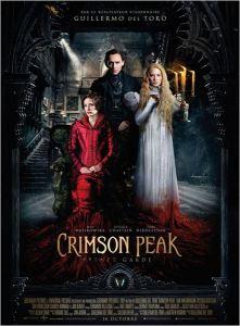 crimson peak affiche