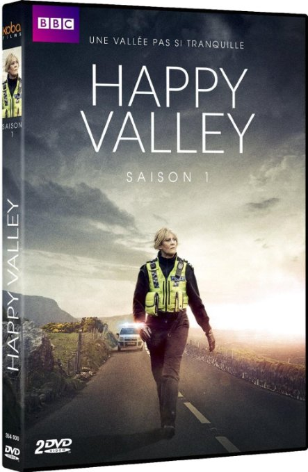 happy valley dvd