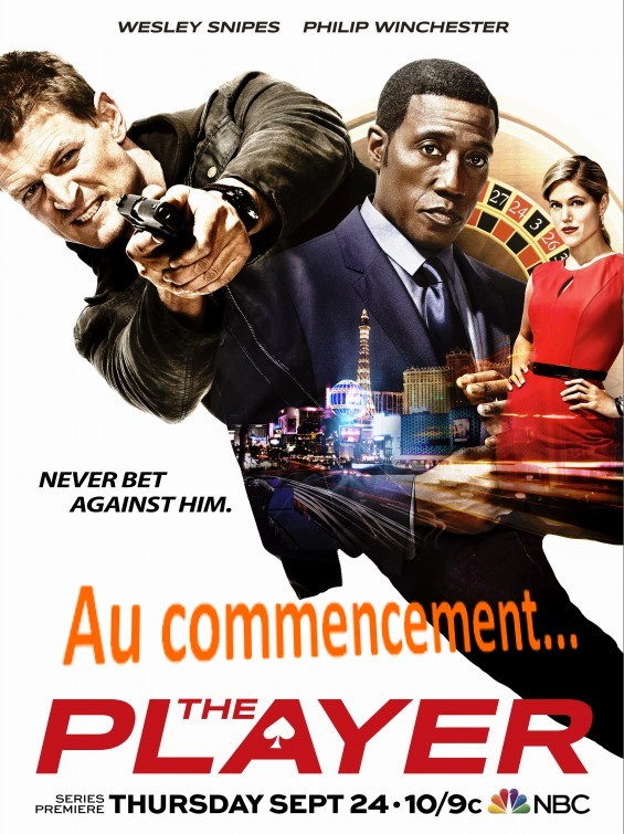 player AU COMMENCEMENT