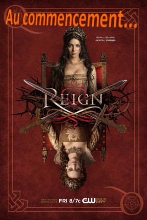 reign AU COMMENCEMENT 3X01