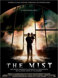 the mist affiche